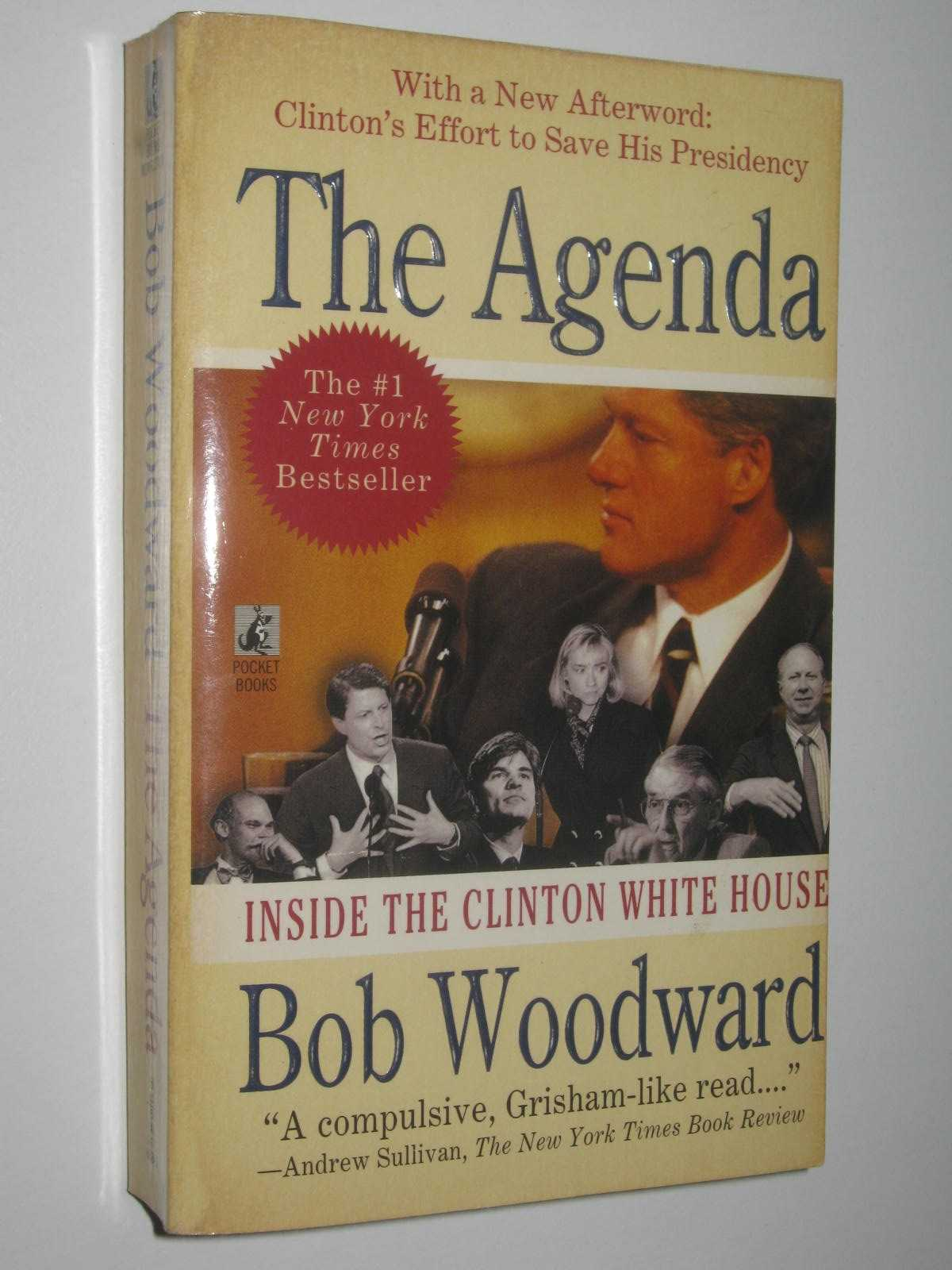 Image for The Agenda : Inside the Clinton White House