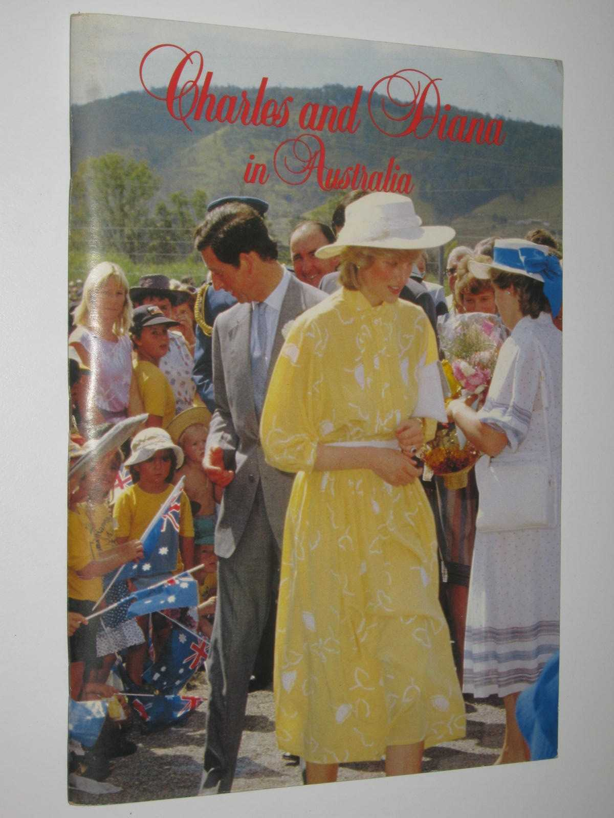 Image for Charles And Diana In Australia