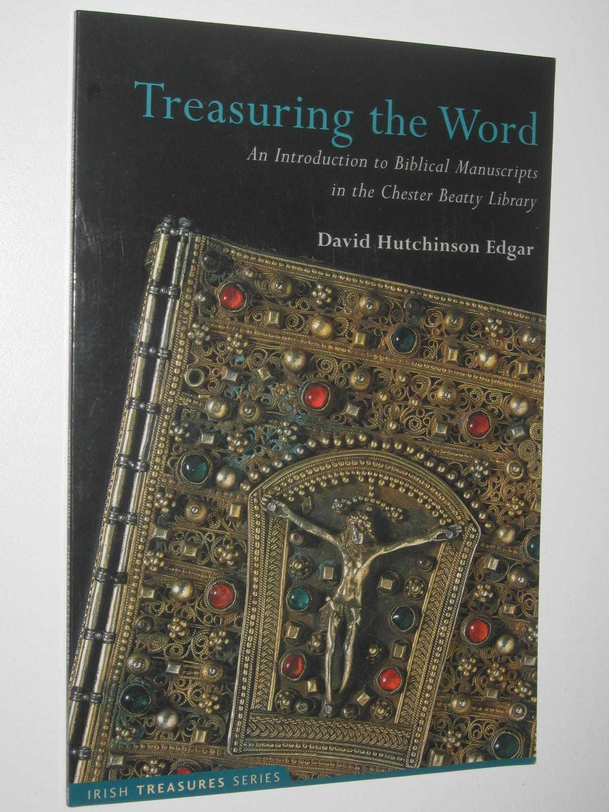 Image for Treasuring The World : An Introduction To biblical Manuscripts In the Chester Beauty Library