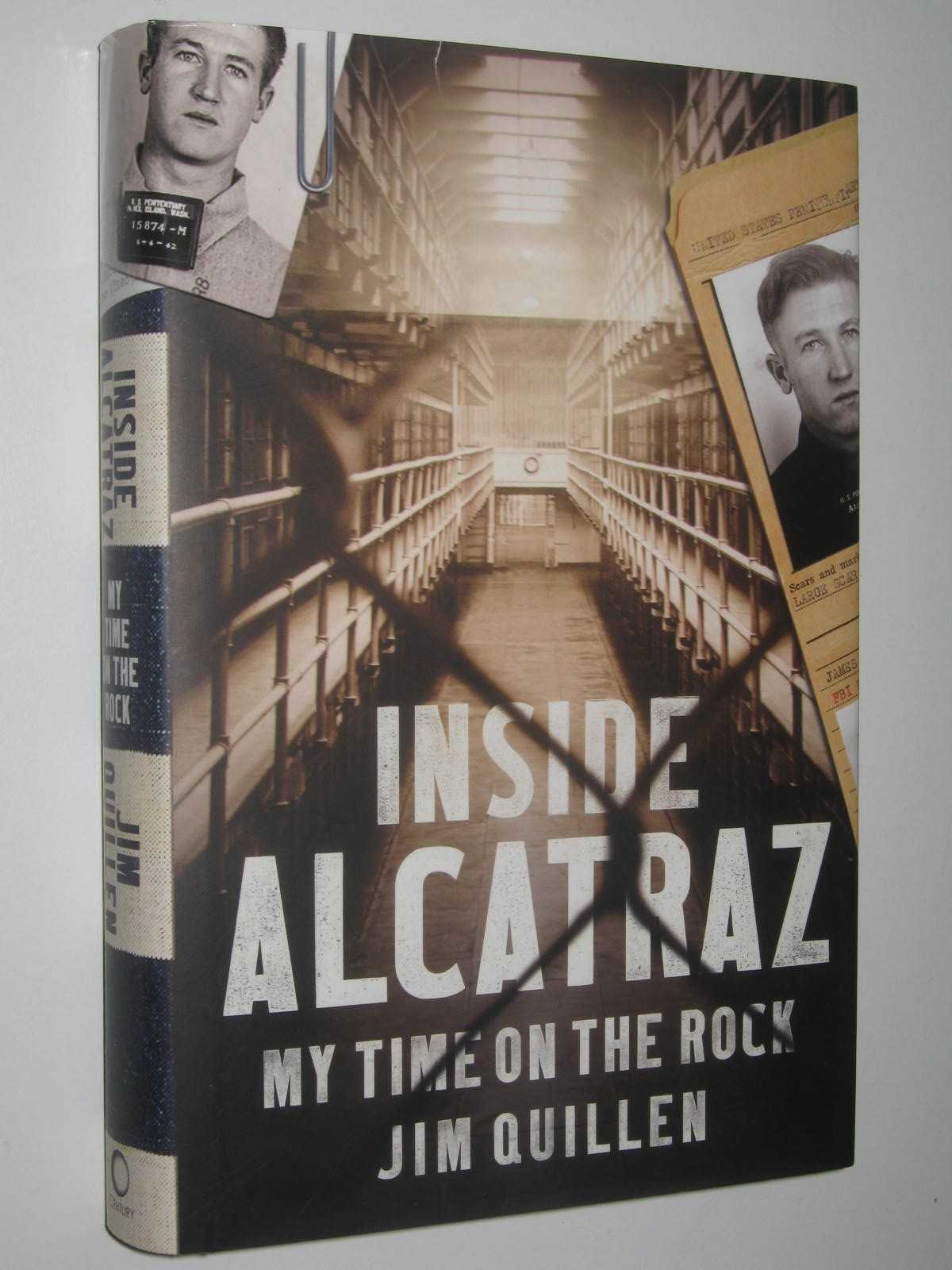 Image for Inside Alcatraz : My Time on the Rock