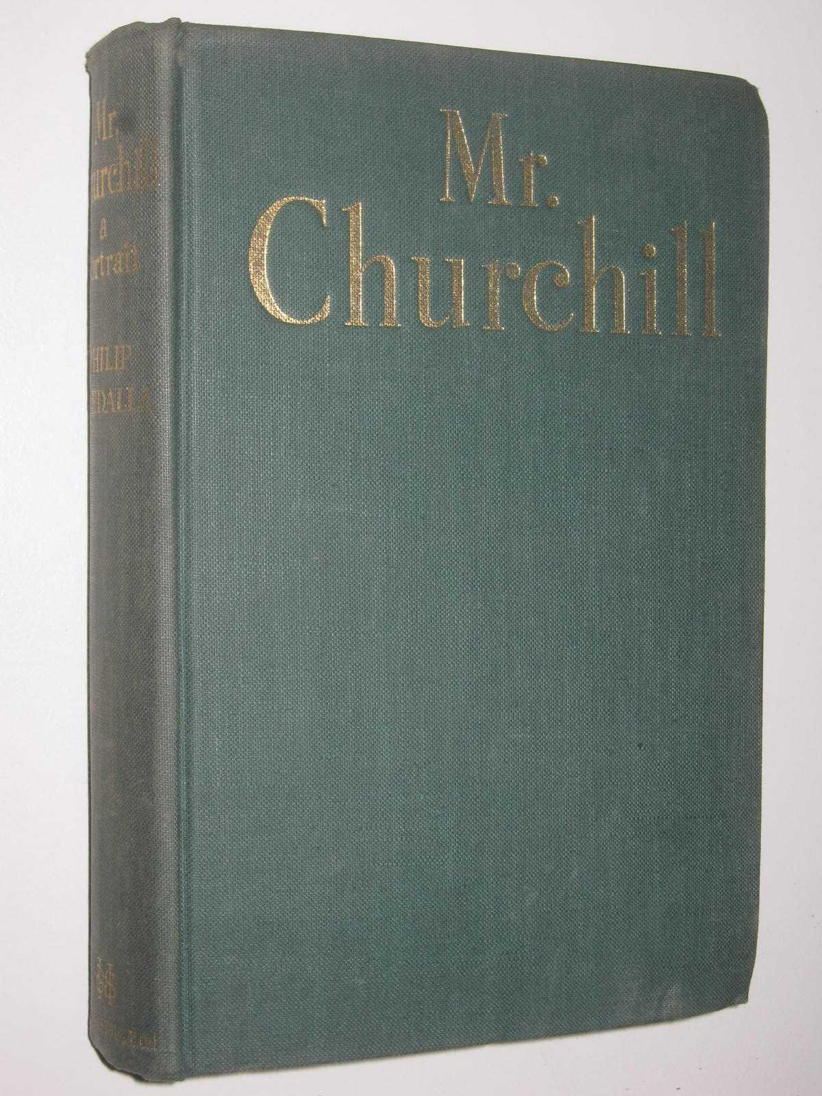 Image for Mr Churchill