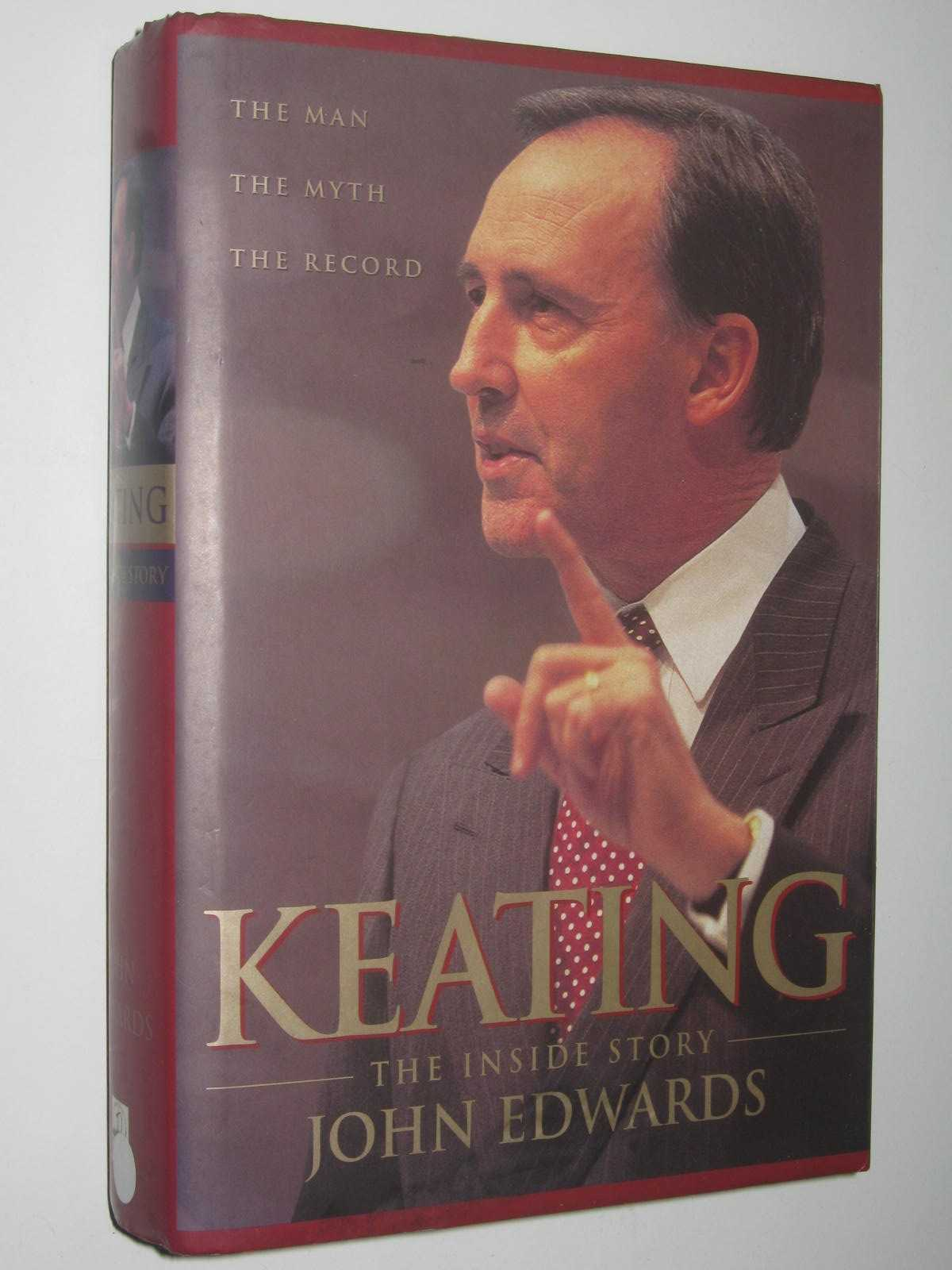Image for Keating : The Inside Story