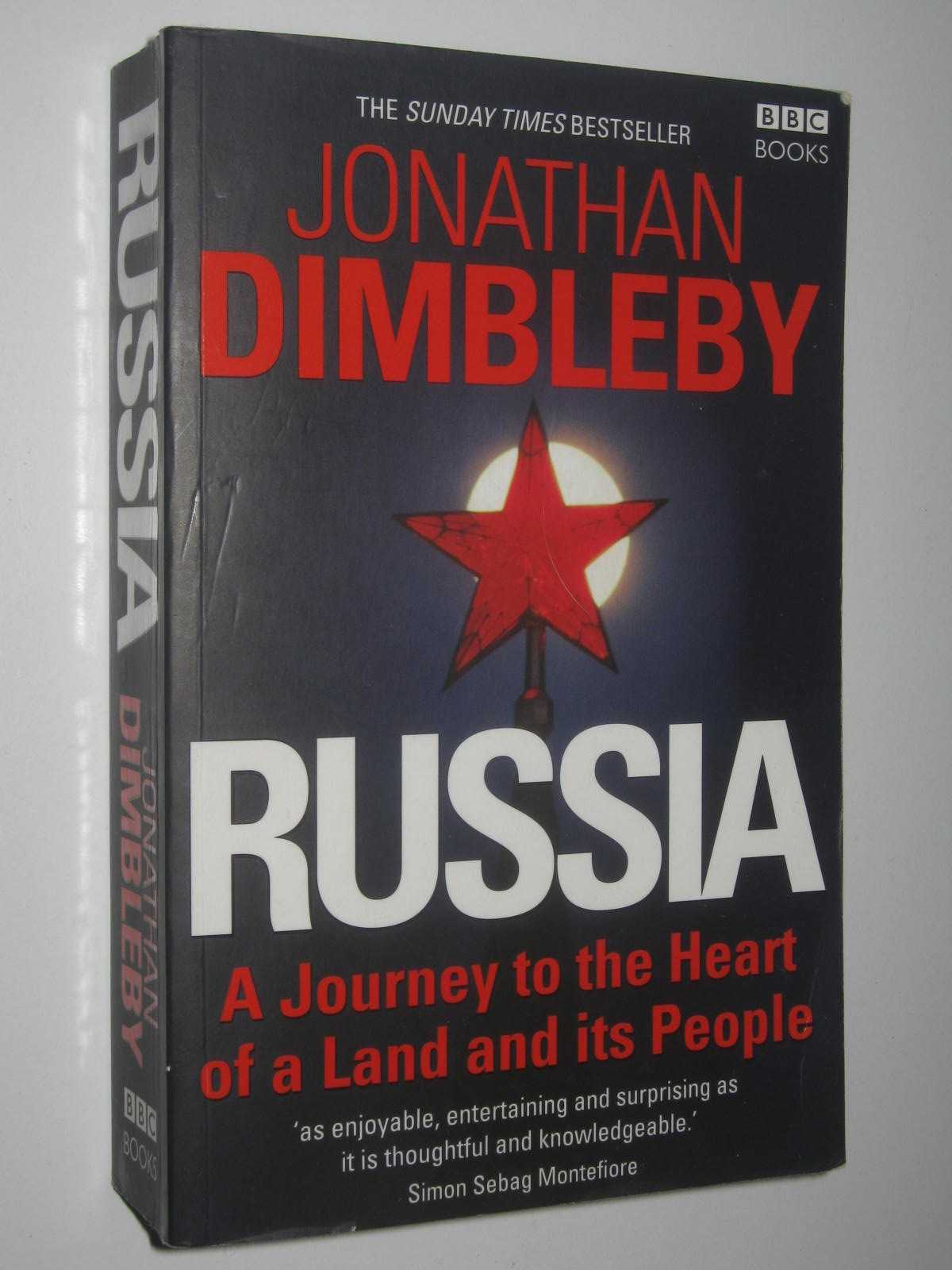 Image for Russia : A Journey to the HEart of a Land and it's People
