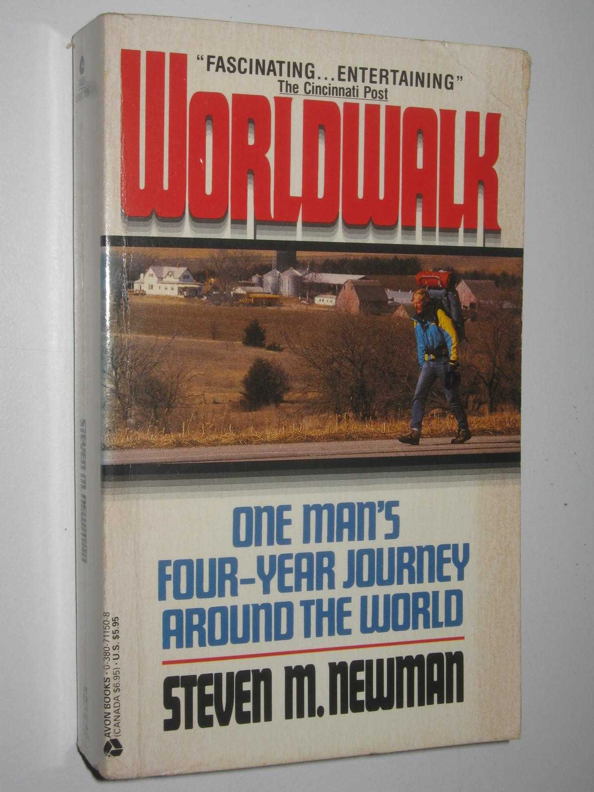 Image for Worldwalk : One Man's Four-Year Journey Around The World