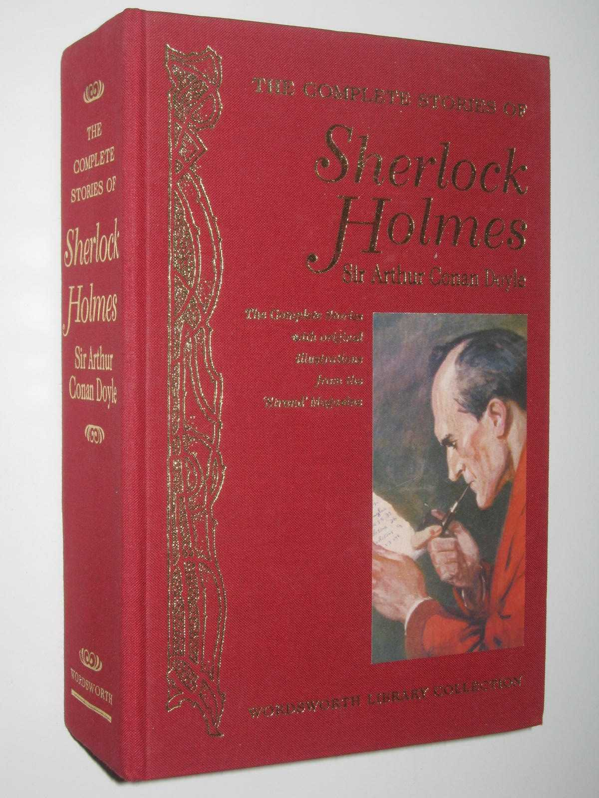 Image for The Complete Stories Of Sherlock Holmes