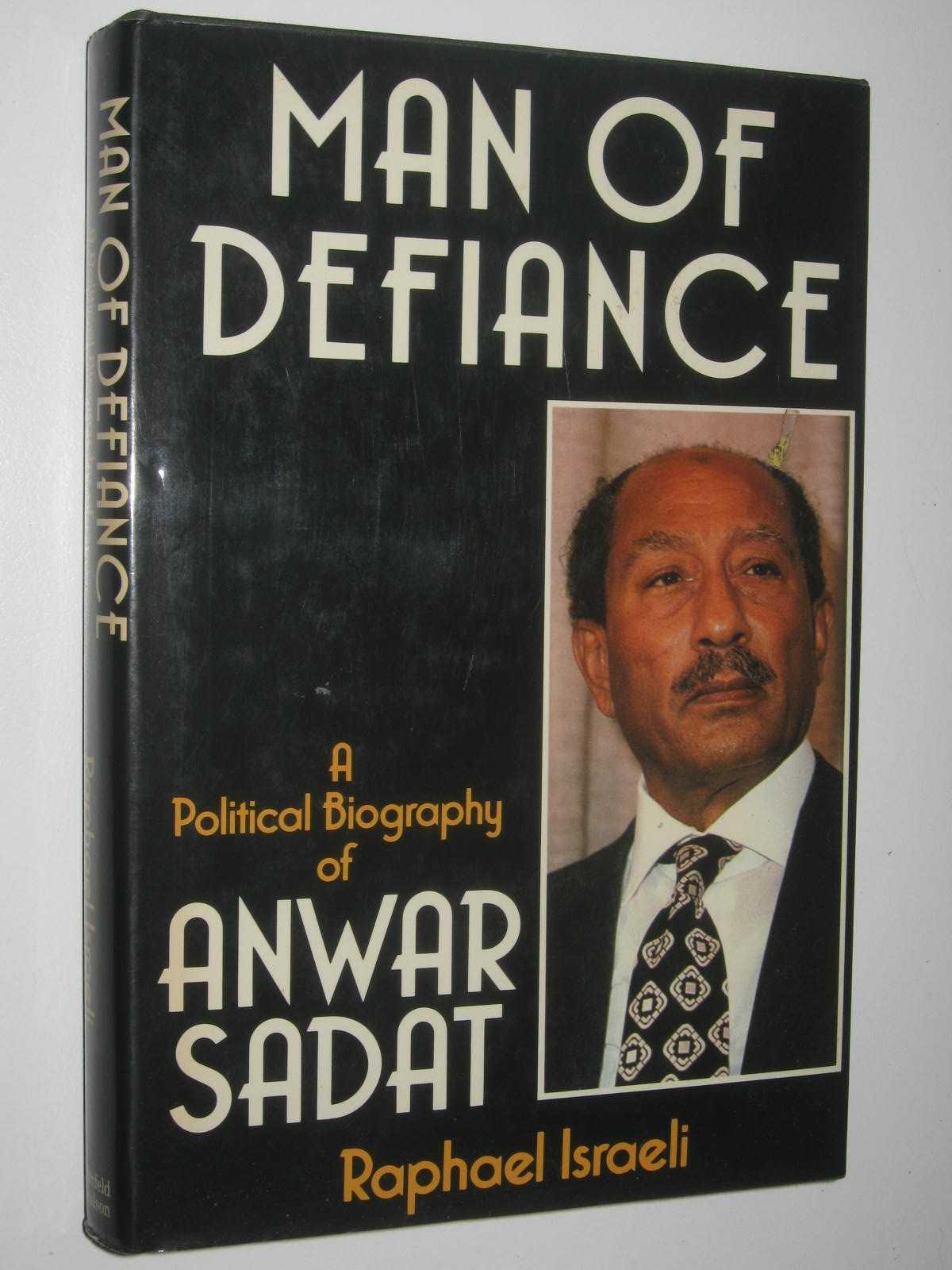 Image for Man Of Defiance : Polical Biography Of Anwar Sadat