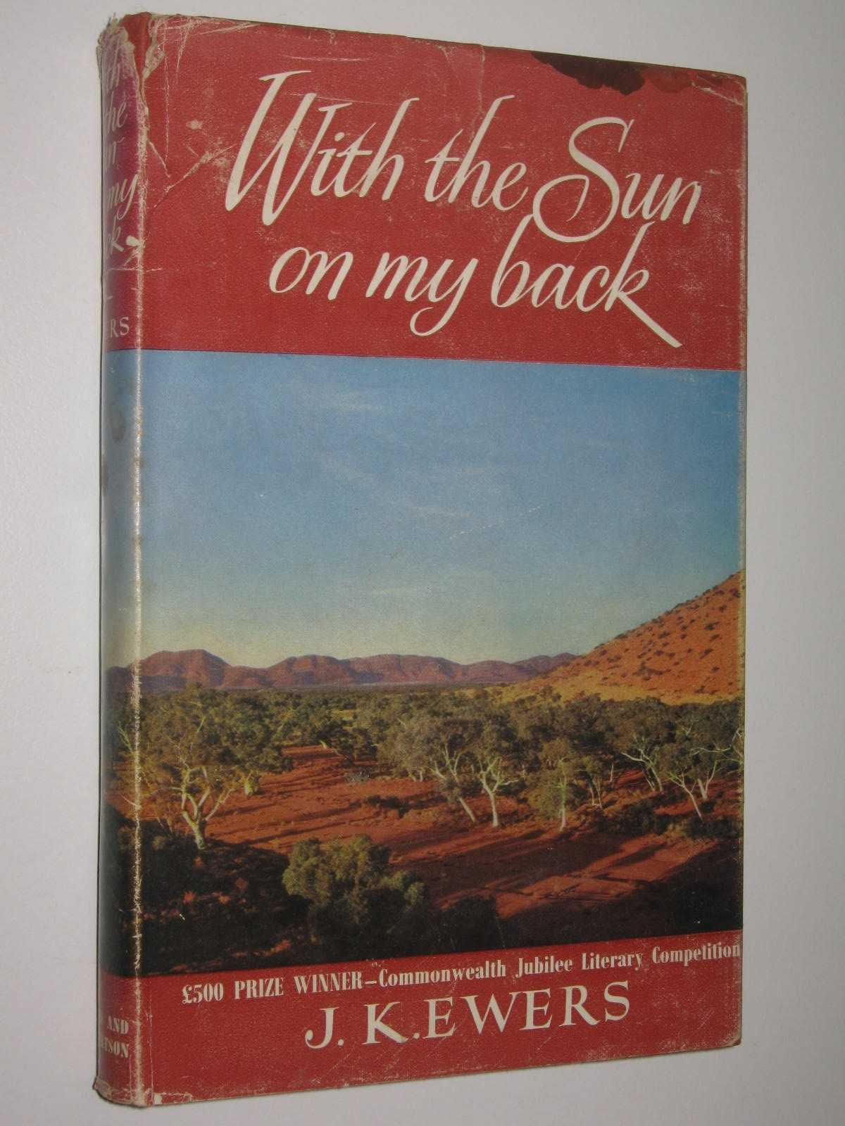Image for With The Sun On My Back