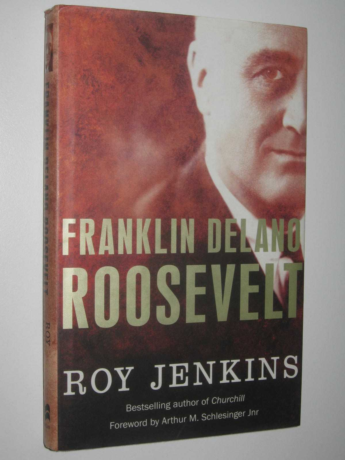 Image for Franklin Delaney Roosevelt