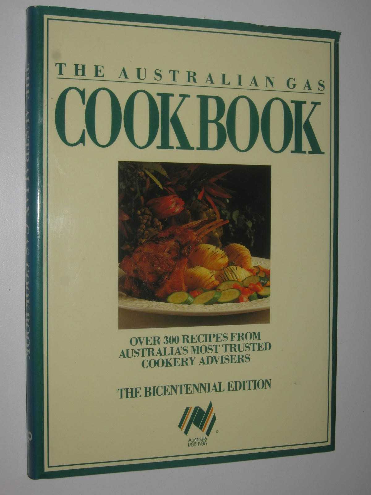 Image for The Australian Gas Cookbook