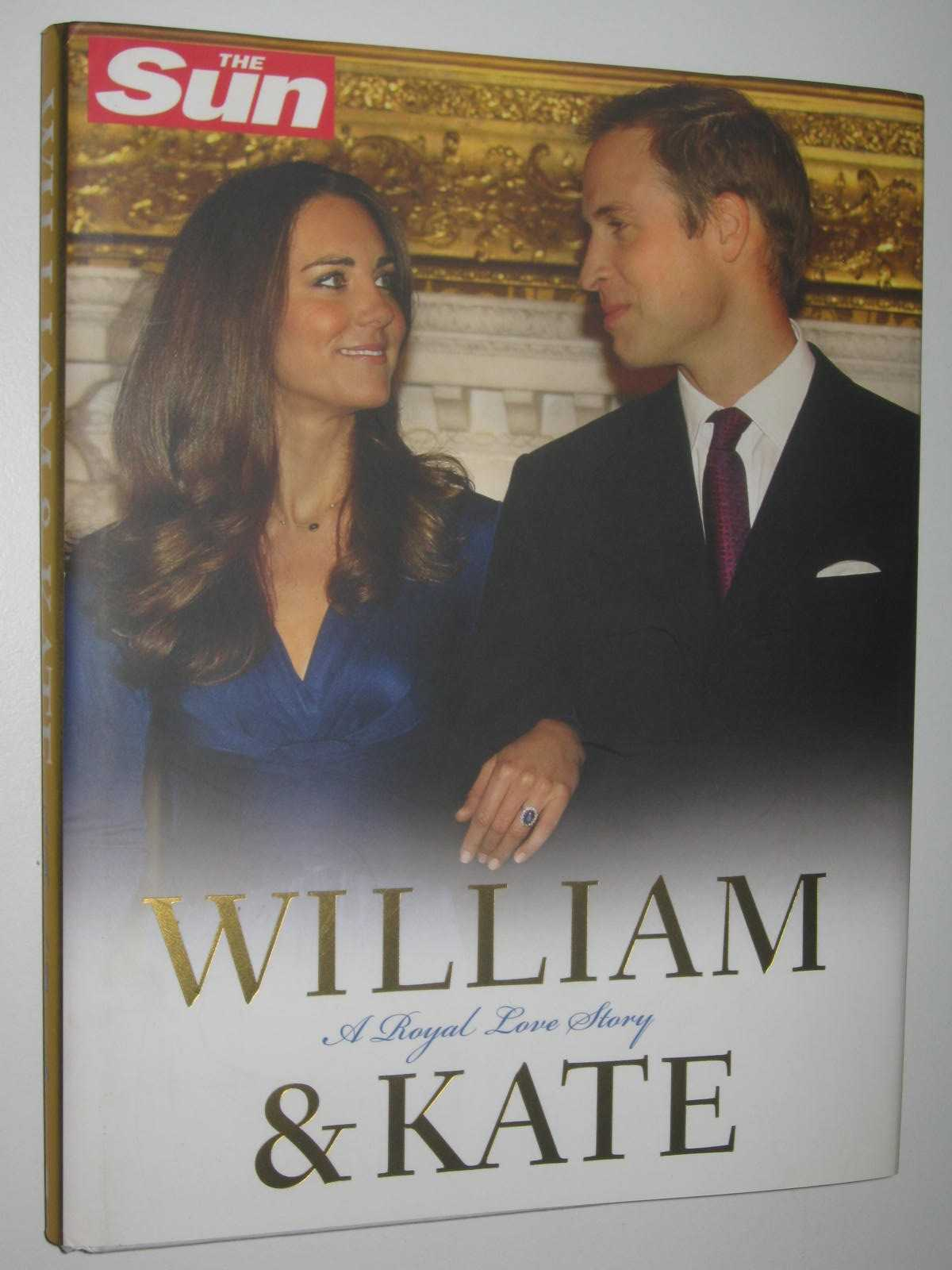 Image for William & Kate : A Royal Love STory