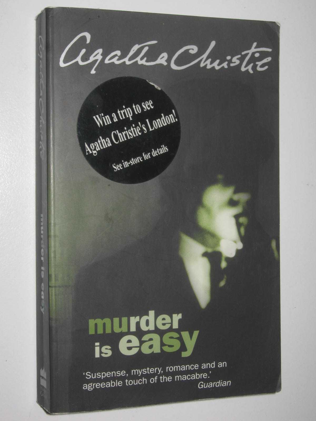Image for Murder is Easy