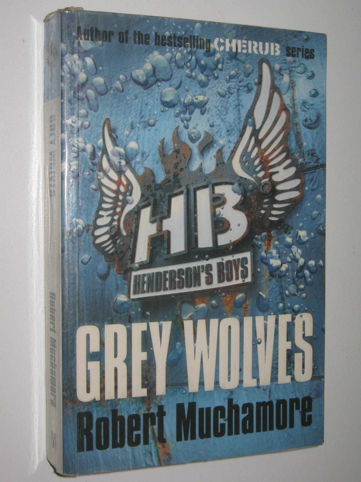 Image for Grey Wolves - Henderson's Boys Series #4
