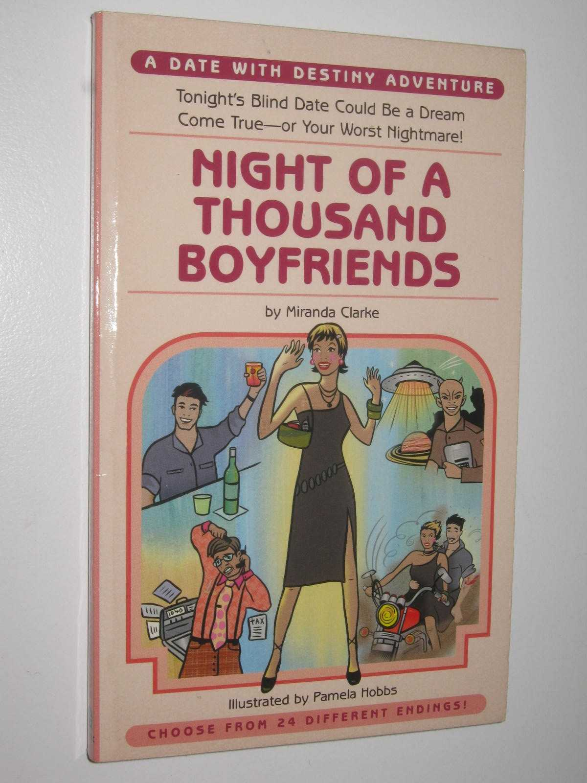 Image for Night of a Thousand Boyfriends - Date With Destiny Adventures