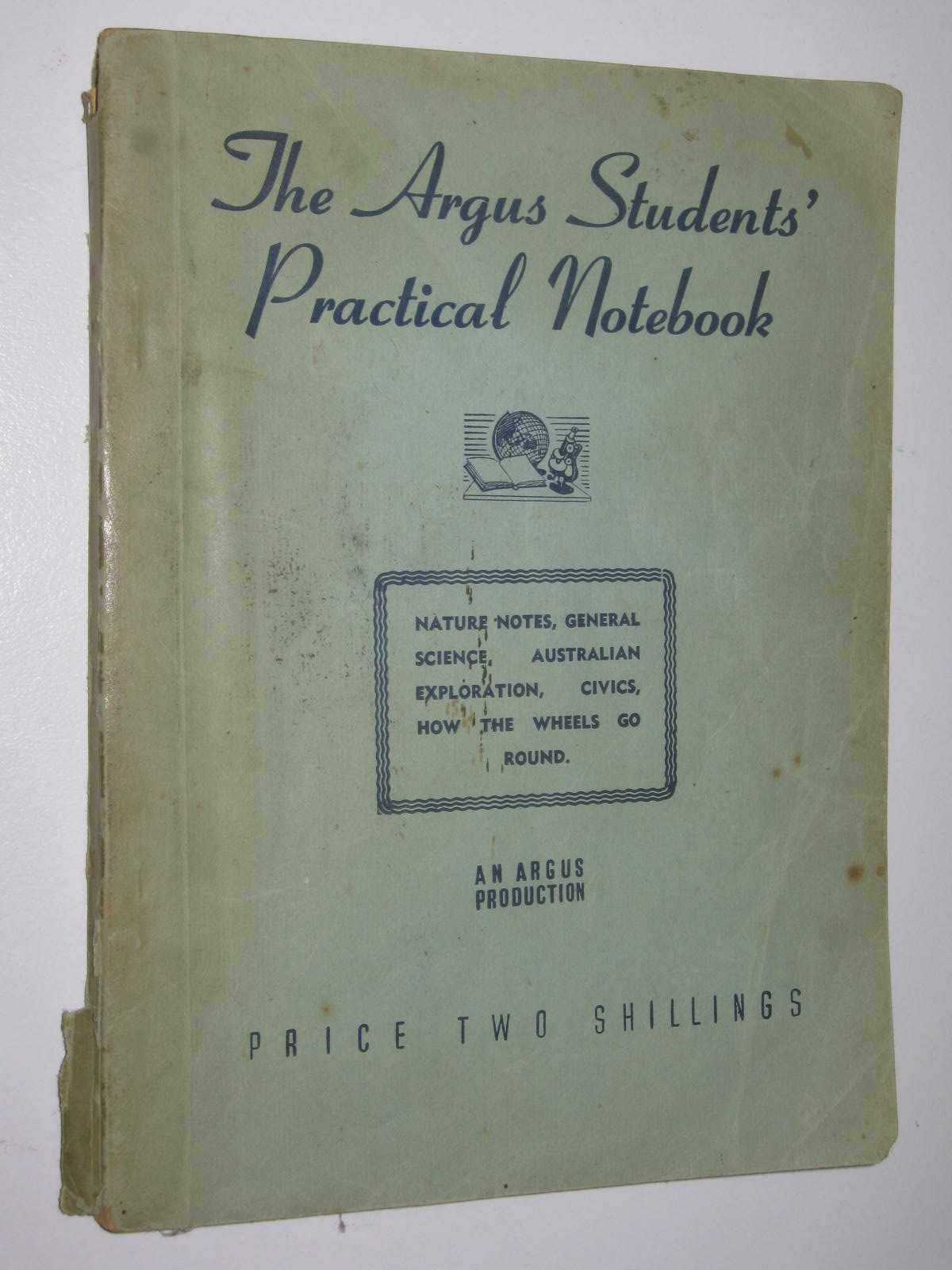Image for The Argus Students Practical Notebook