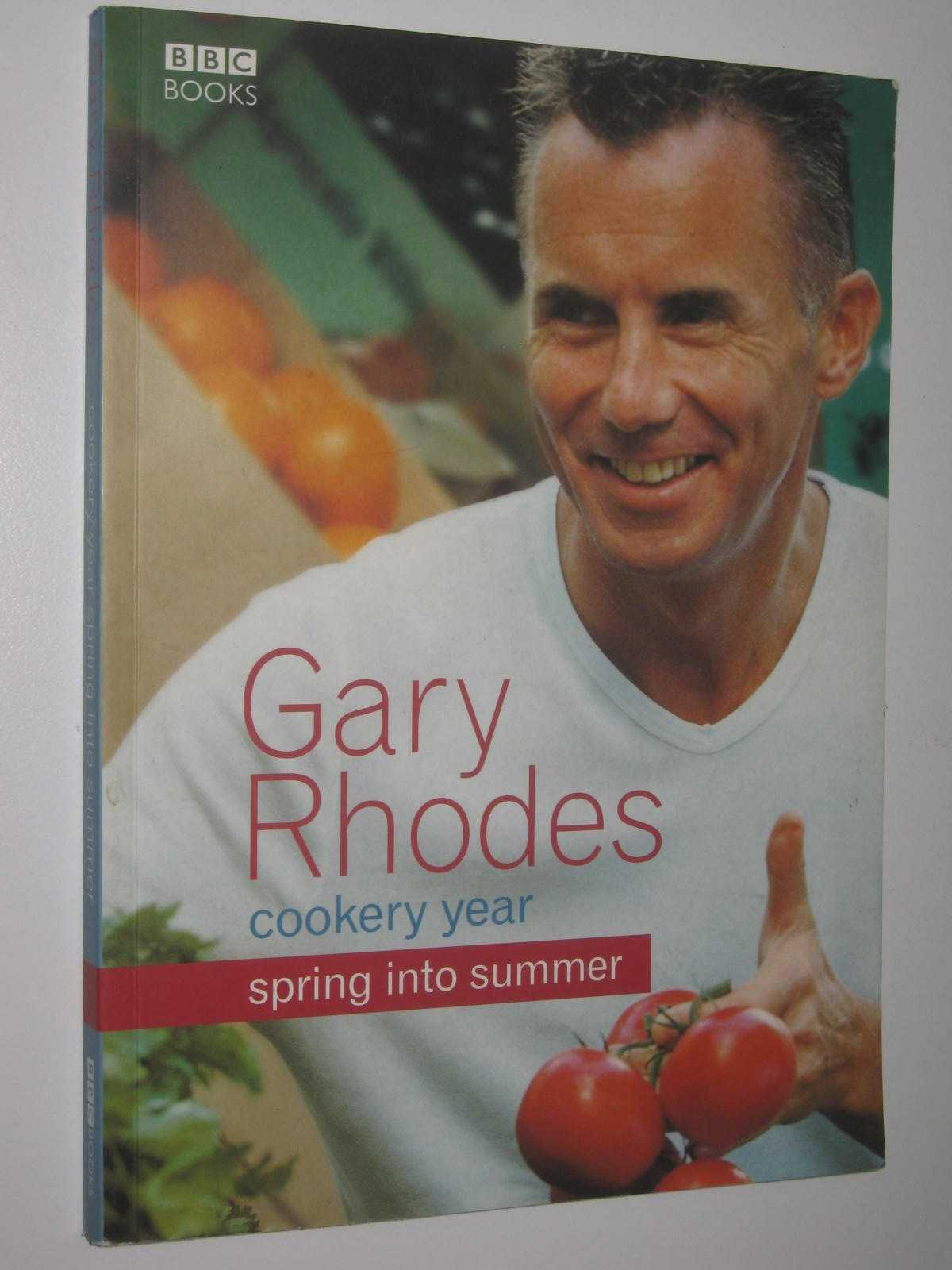 Image for Gary Rhodes Cookery Year: Spring into Summer