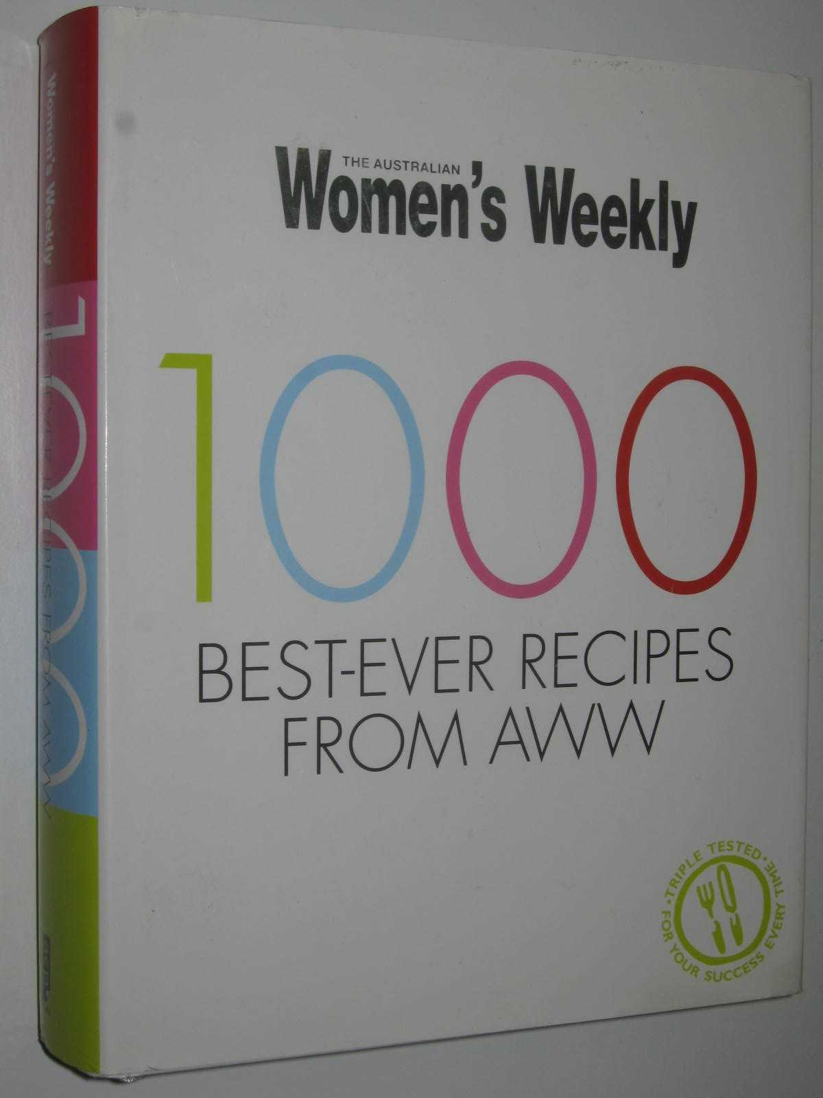 Image for 1000 Best-Ever Recipes from AWW