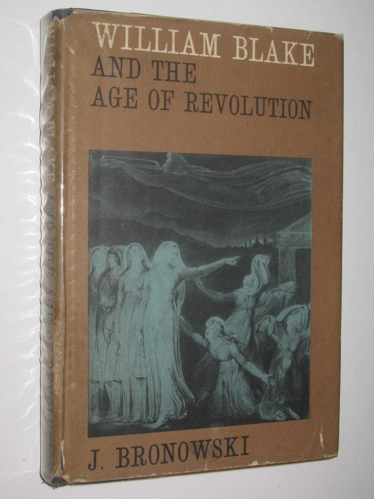 Image for William Blake and the Age of Revolution