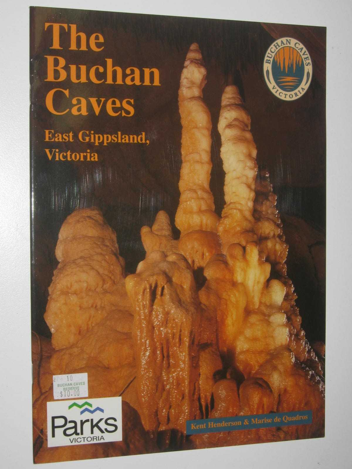 Image for The Buchan Caves : East Gippsland, Victoria