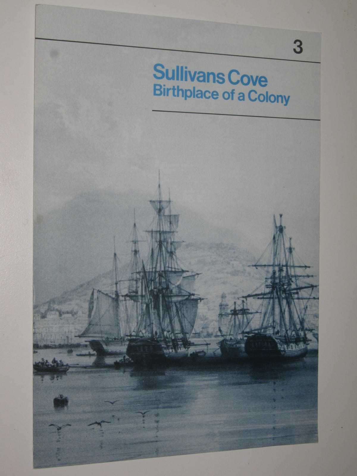Image for Sullivans Cove : Birthplace Of A Colony