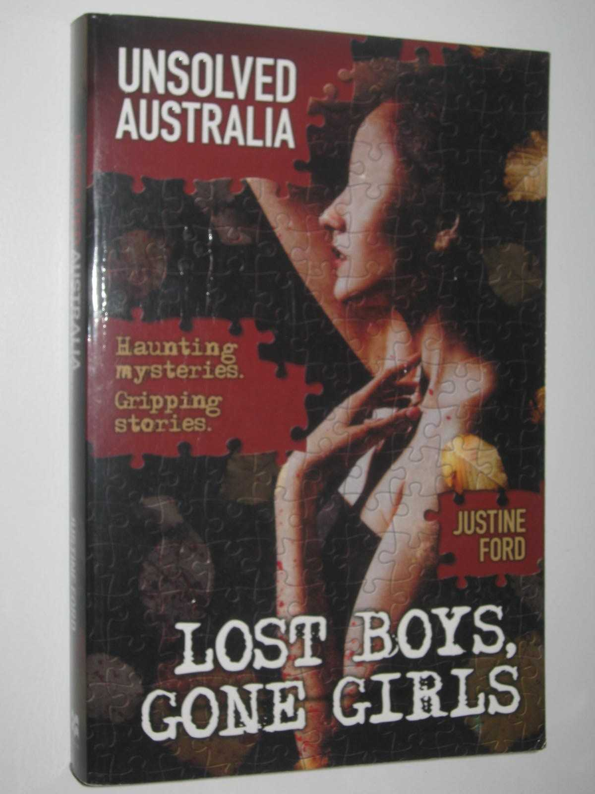 Image for Lost Boys, Gone Girls : Unsolved Australia