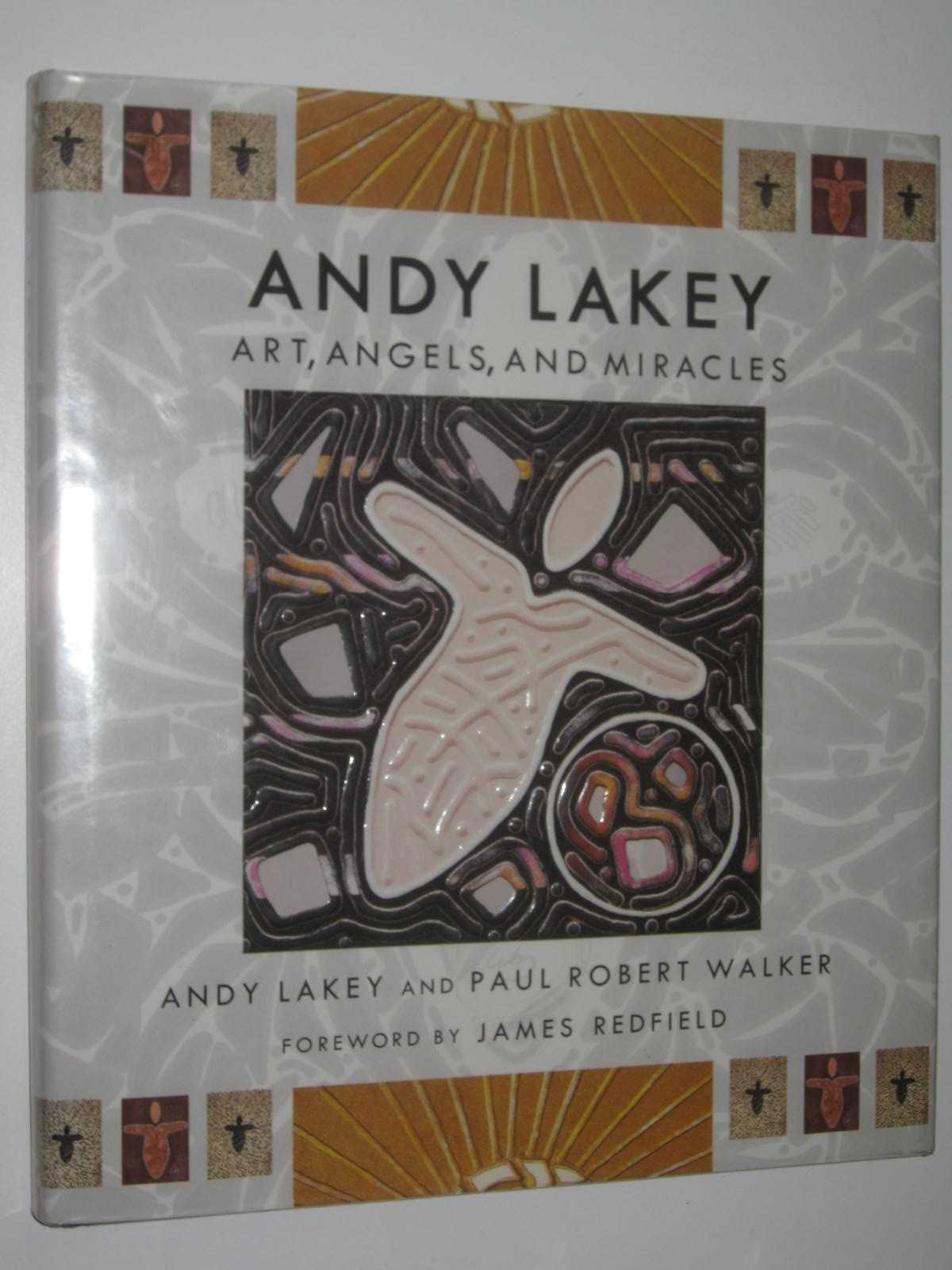 Image for Andy Lakey Art Angels, And Miracles
