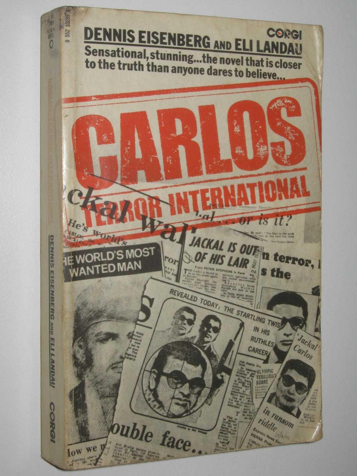 Image for Carlos: Terror International