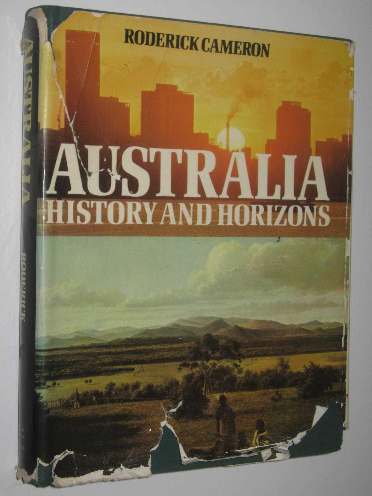 Image for Australia : History and Horizons
