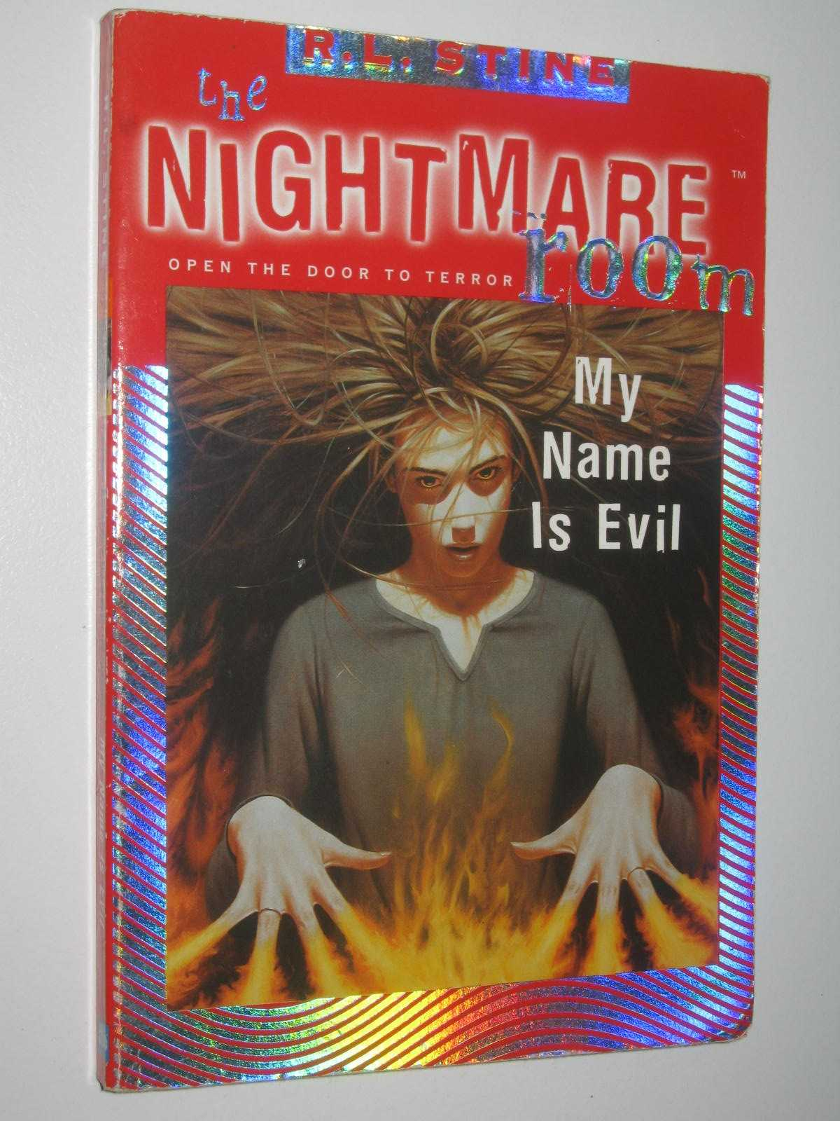 Image for My Name is Evil - The Nightmare Room Series #3