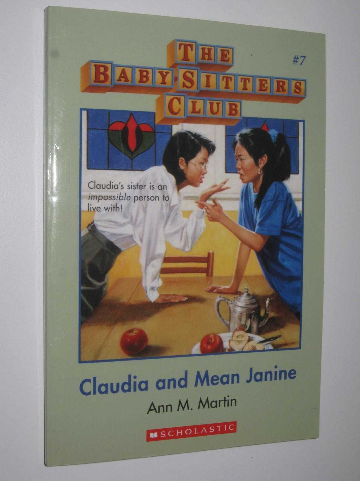 Image for Claudia and Mean Janine - Baby-Sitters Club Series #7