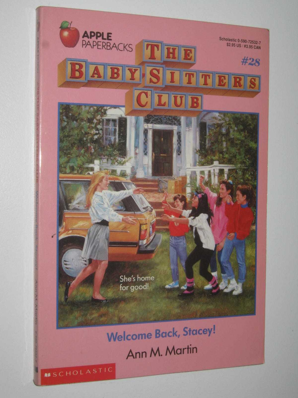 Image for Welcome Back, Stacey! - Baby-Sitters Club Series #28