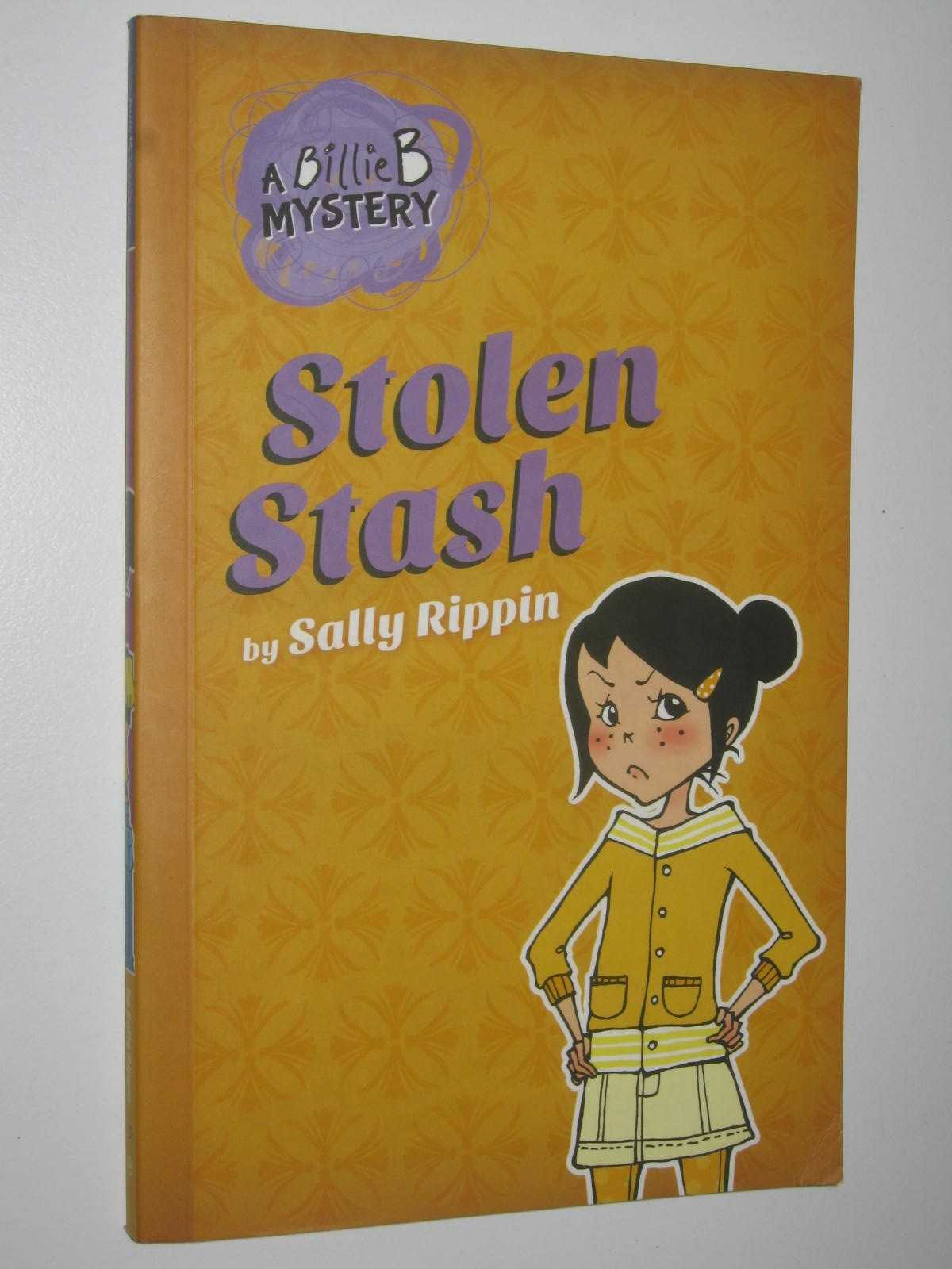 Image for Stolen Stash - Billie B Mystery Series #5