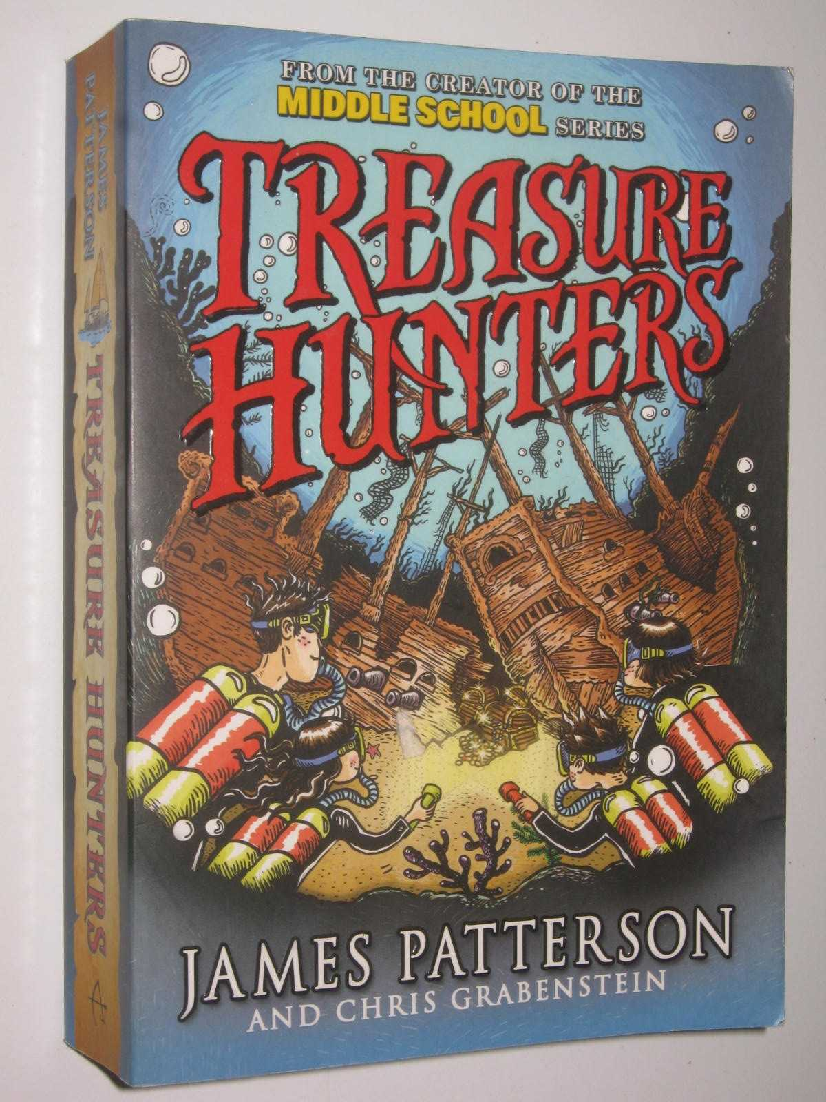 Image for Treasure Hunters - Treasure Hunters Series #1