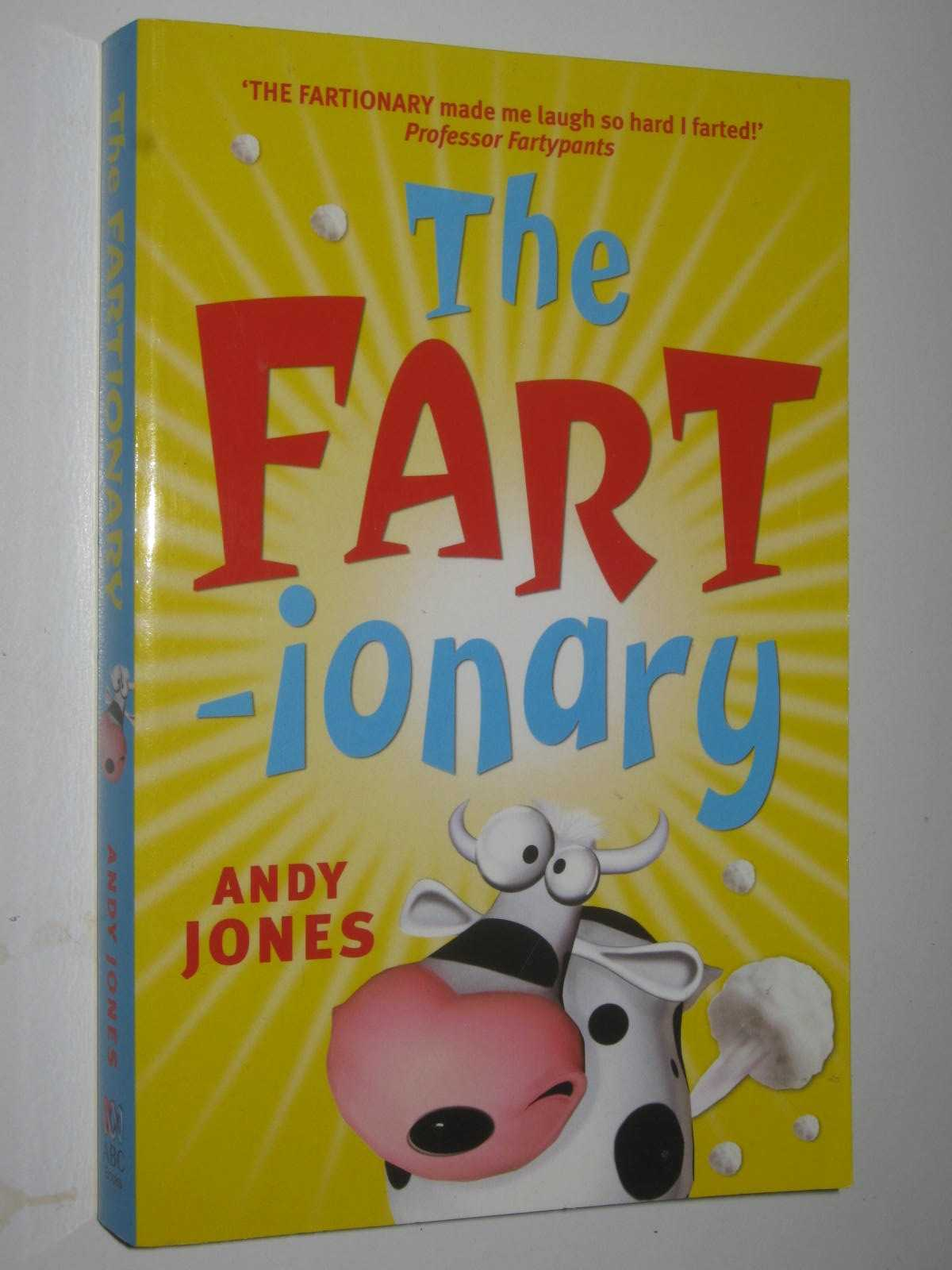 Image for The Fart-ionary