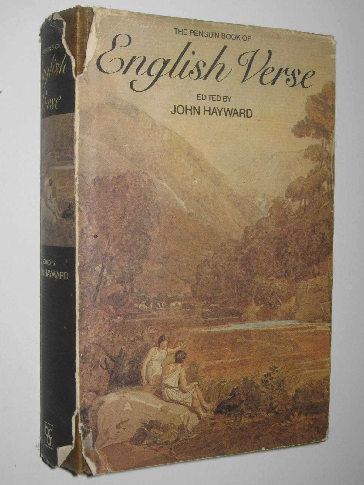 Image for The Penguin Book Of English Verse