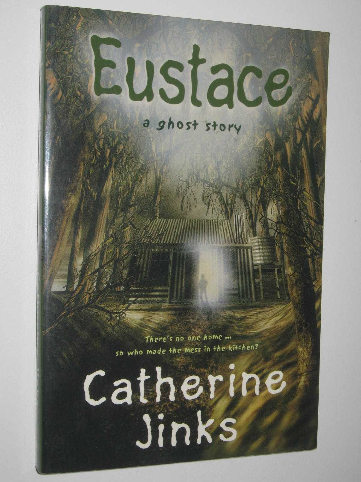 Image for Eustace - Allie's Ghost Hunters Series #2