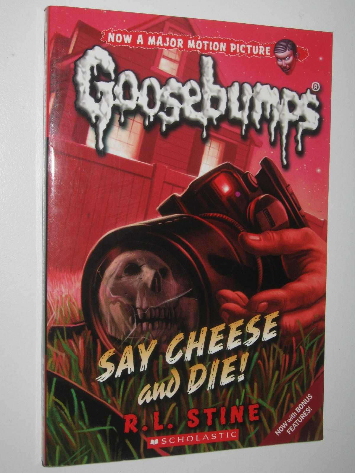 Image for Say Cheese and Die! - Goosebumps Series #8