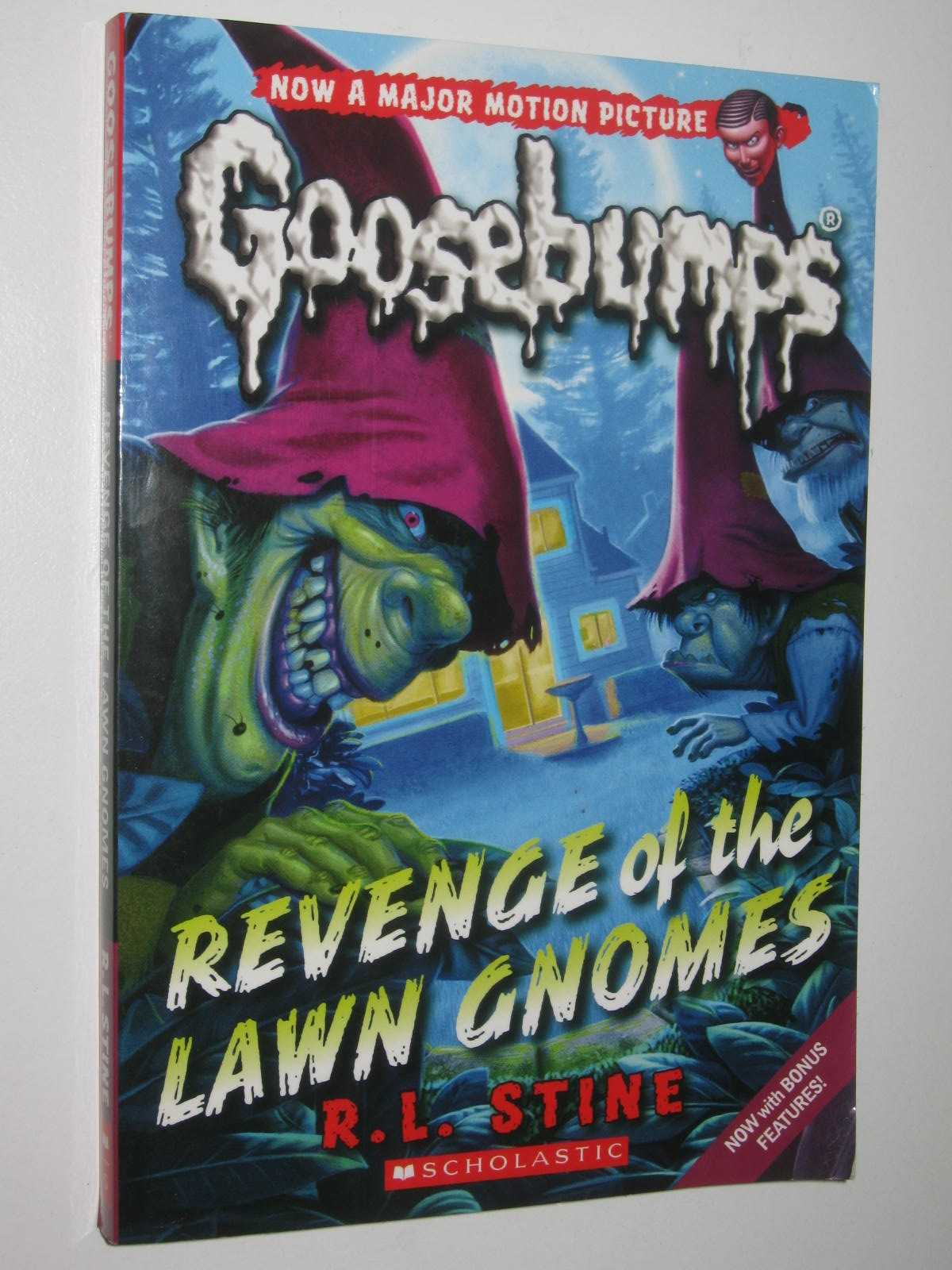 Image for Revenge of the Lawn Gnomes - Goosebumps Series #19