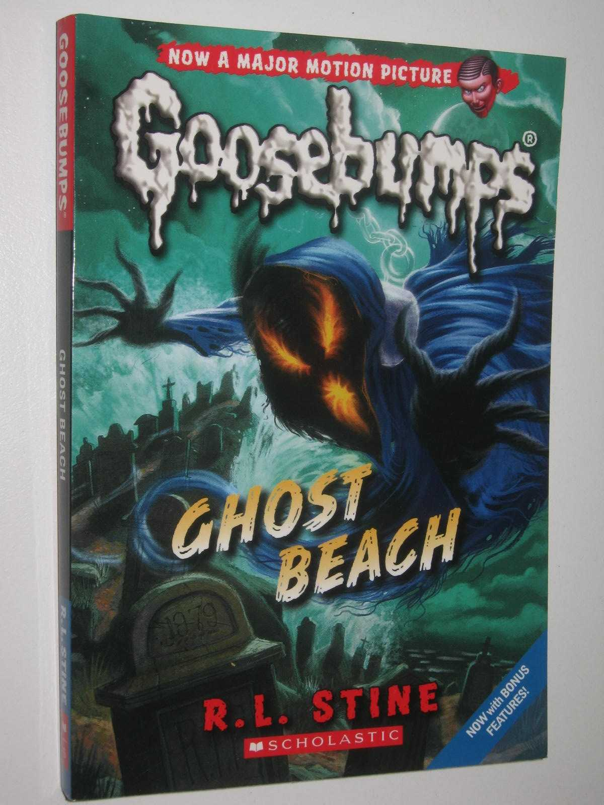 Image for Ghost Beach - Goosebumps Series #15