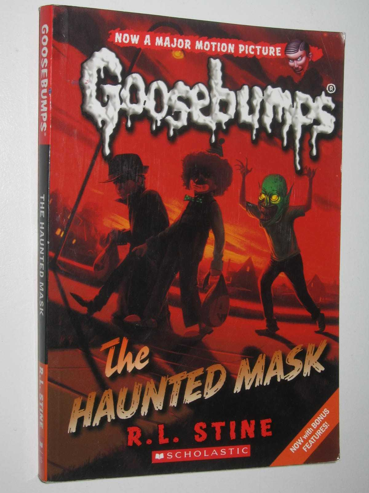 Image for The Haunted Mask - Goosebumps Series #4