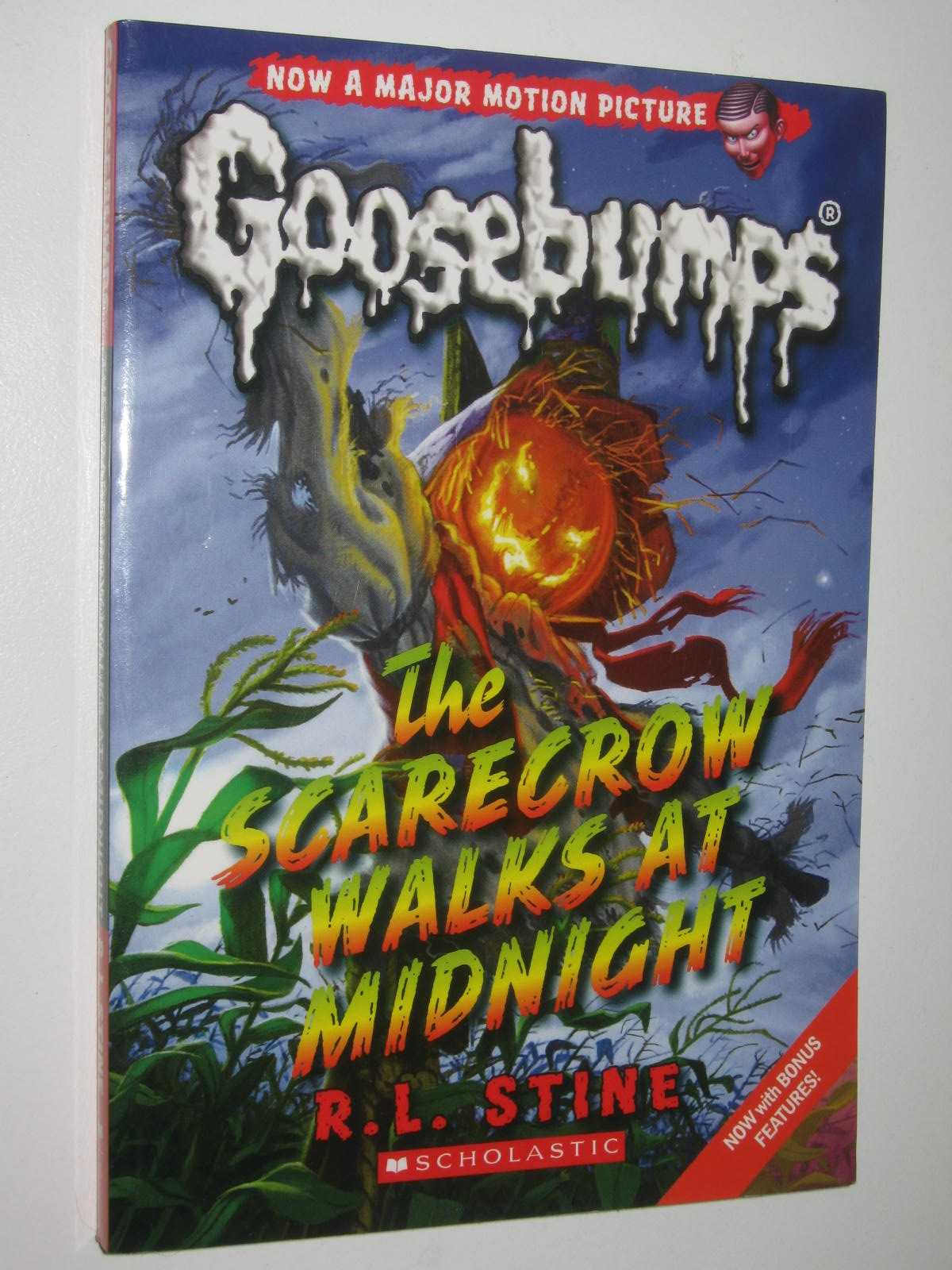 Image for The Scarecrow Walks at Midnight - Goosebumps Series #16