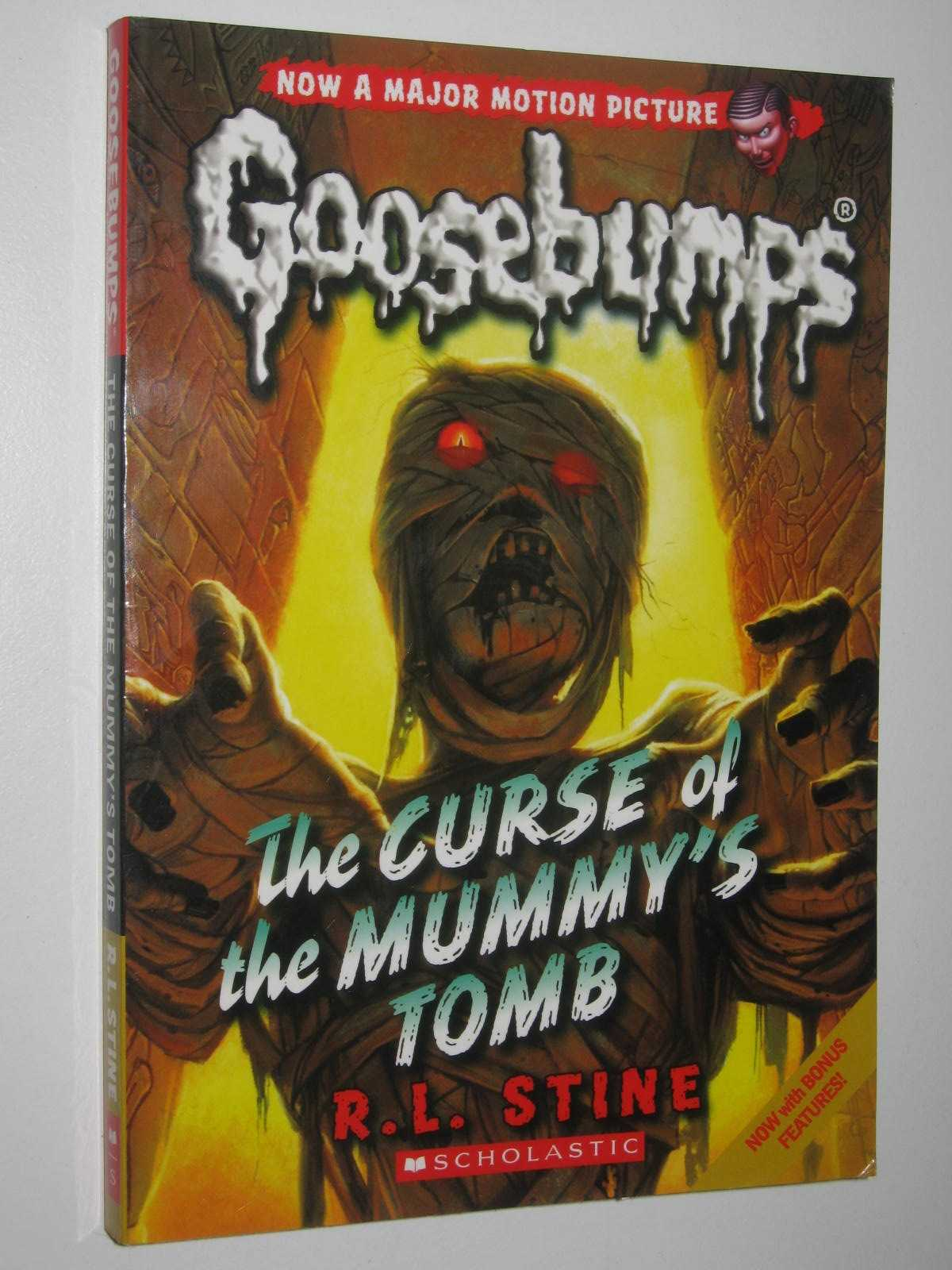 Image for The Curse of the Mummy's Tomb - Goosebumps Series #6