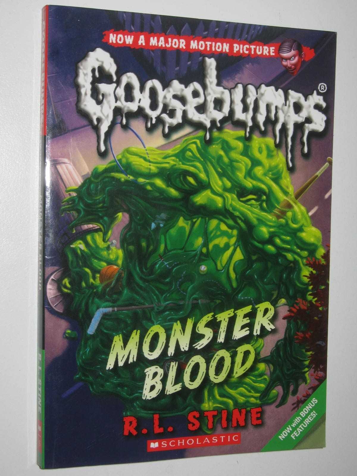 Image for Monster Blood - Goosebumps Series #3