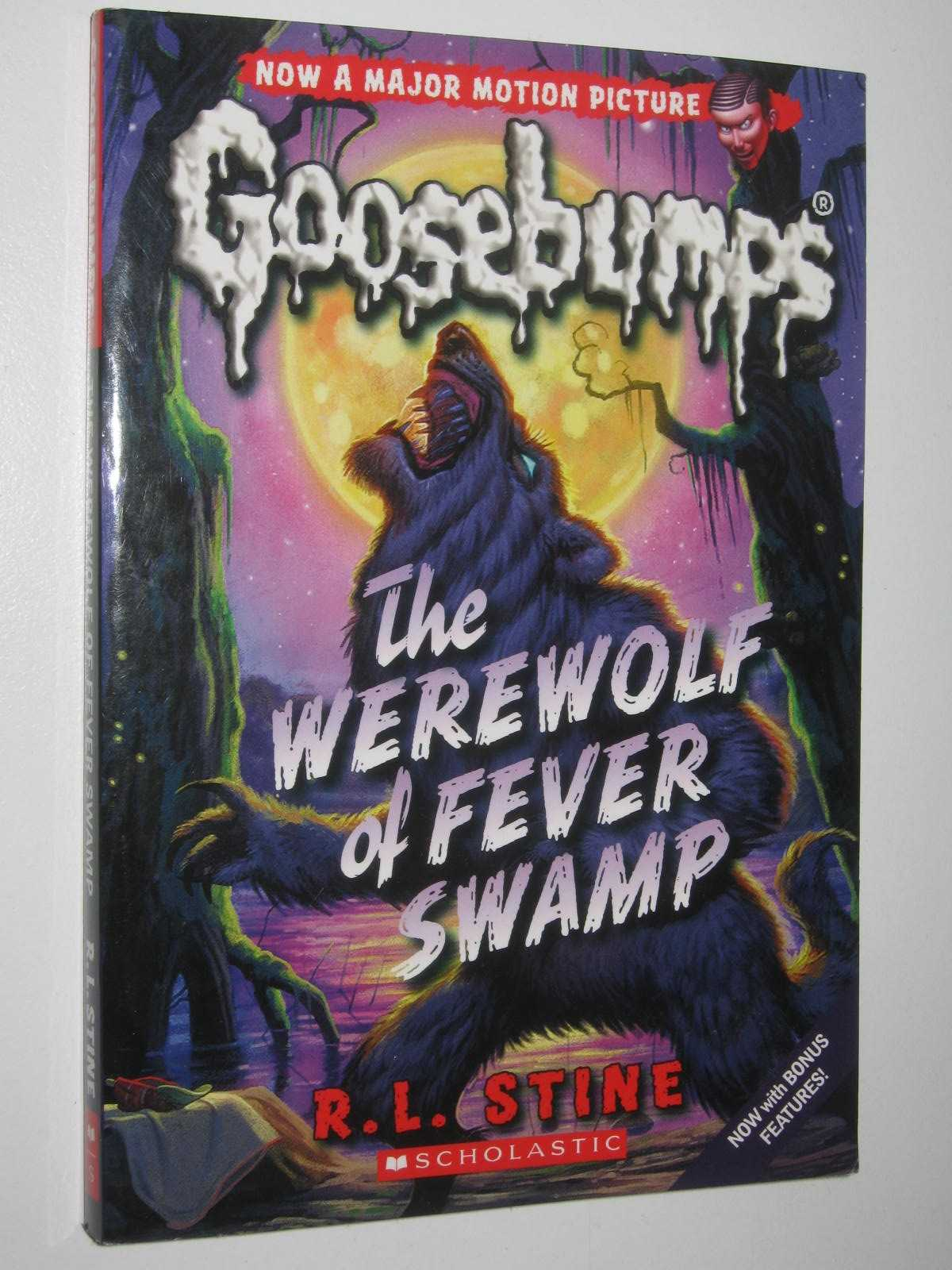 Image for The Werewolf of Fever Swamp - Goosebumps Series #11