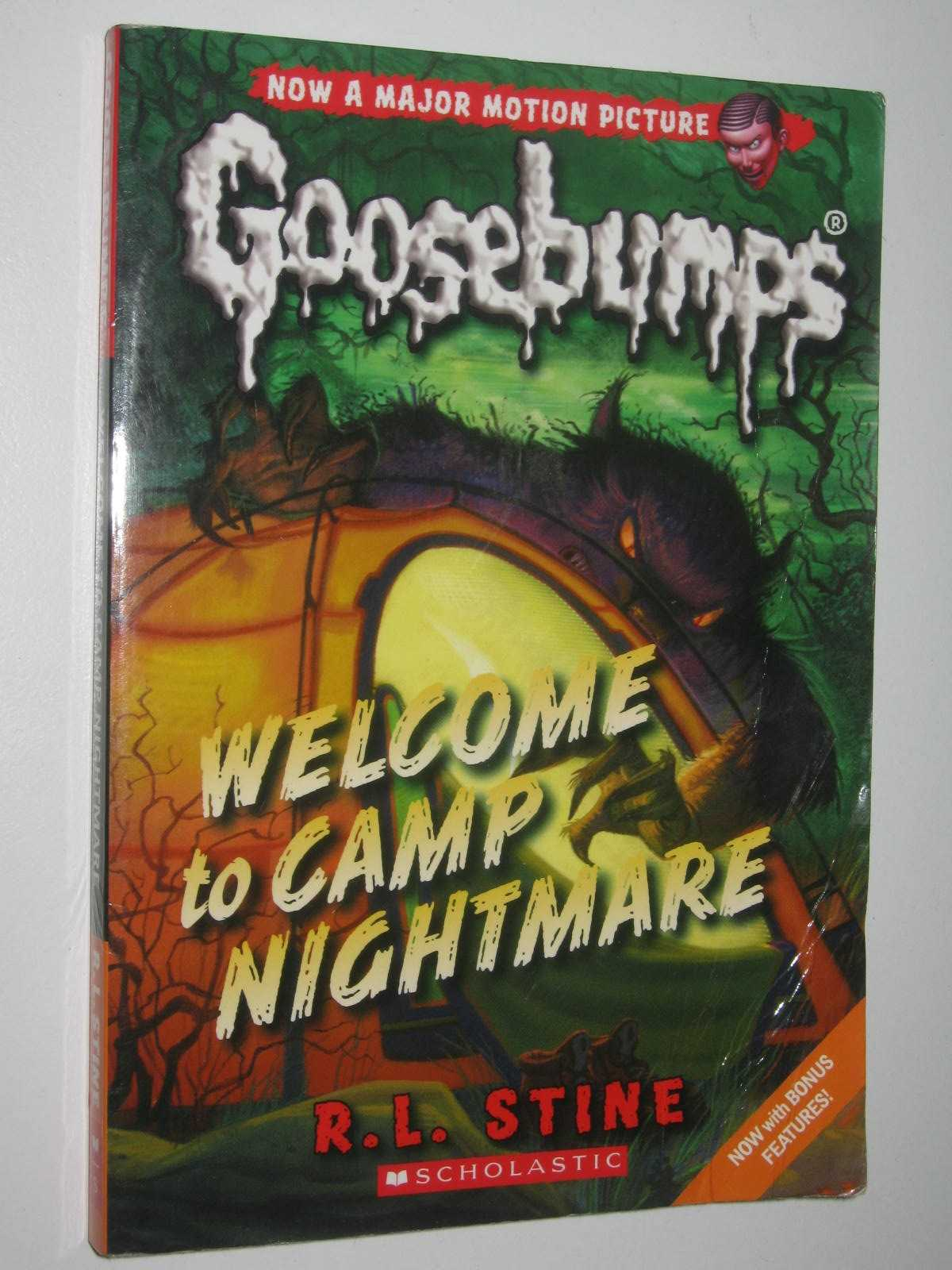 Image for Welcome to Camp Nightmare - Goosebumps Series #14