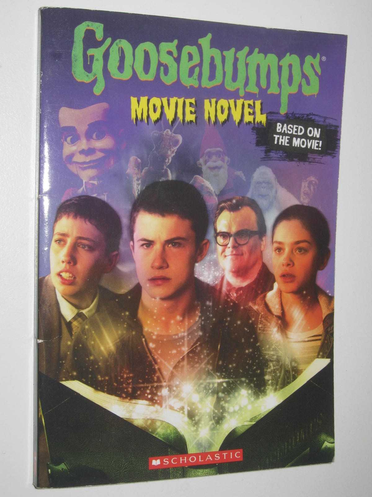 Image for Goosebumps Movie Novel