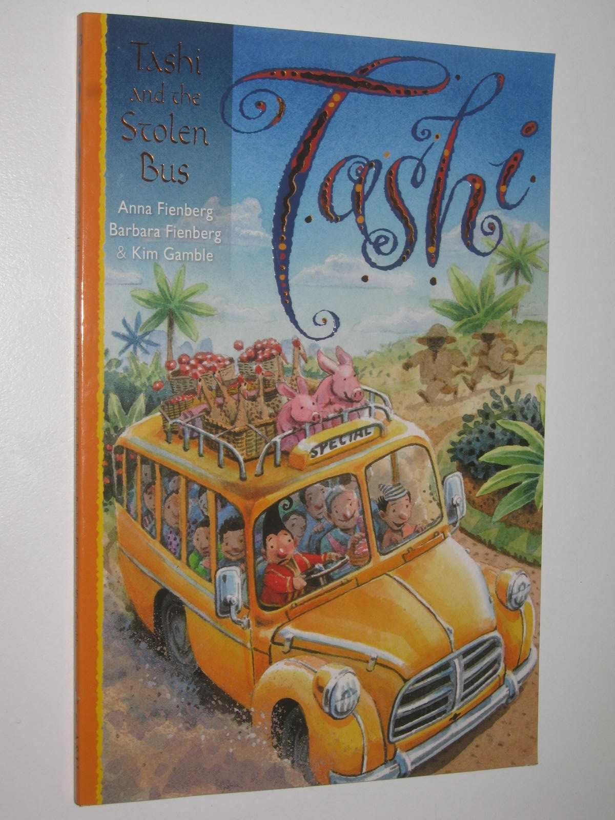 Image for Tashi and the Stolen Bus - Tashi Series #13