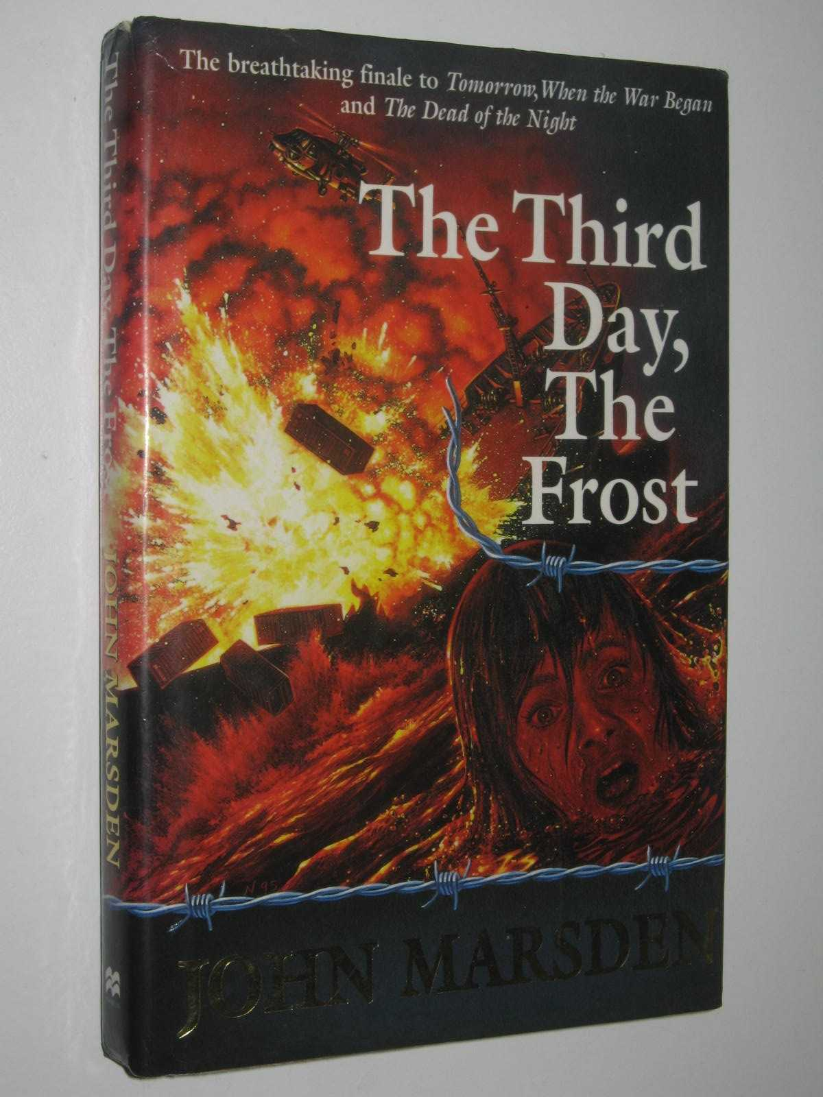 Image for The Third Day, The Frost - Tomorrow Series #3