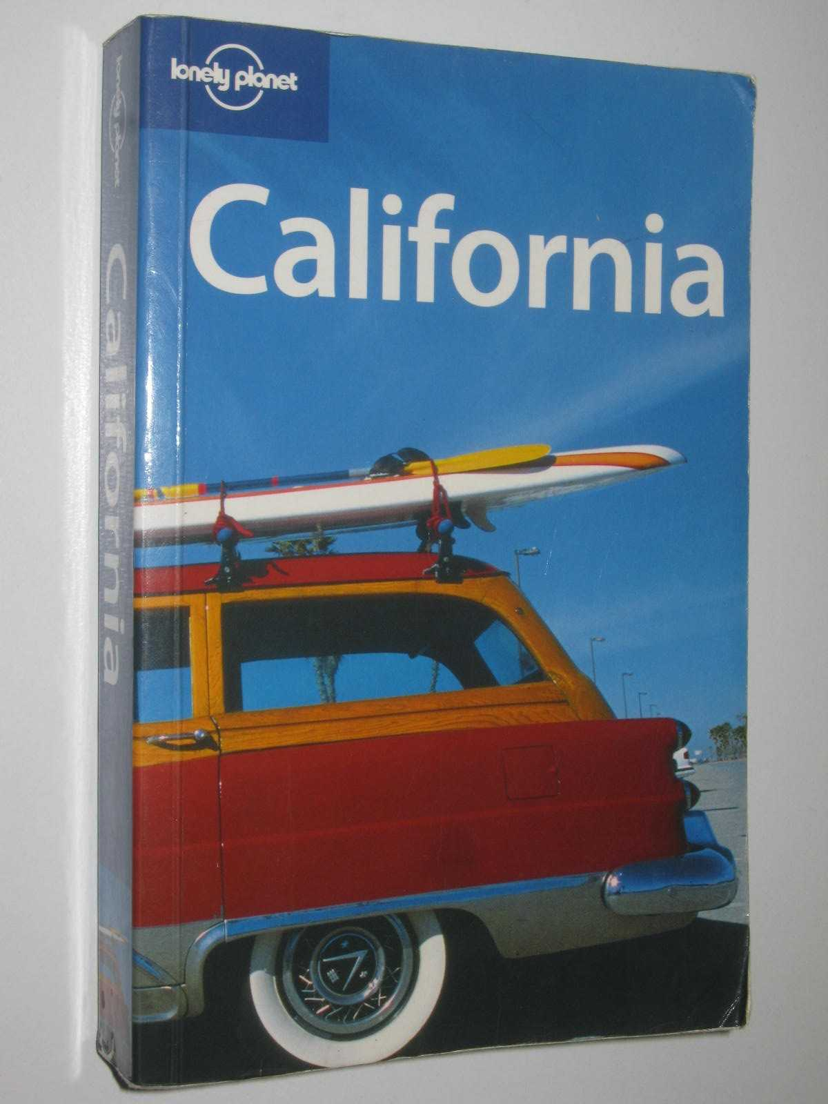 Image for Lonely Planet California : A Travel Survival Kit