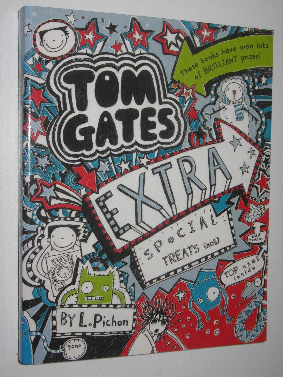 Image for Extra Special Treats (not) - Tom Gates Series #6