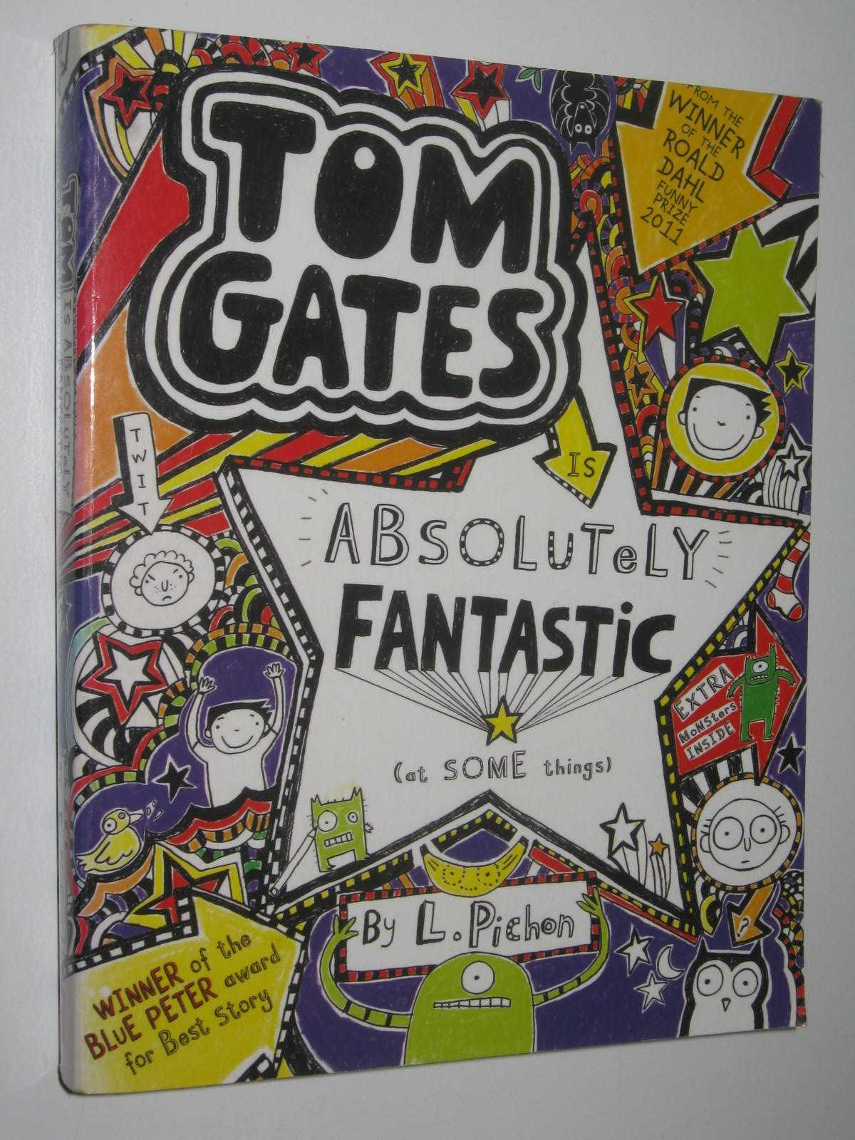 Image for Absolutely Fantastic (At Some Things) - Tom Gates Series #5